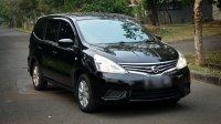 Jual Nissan: Grand Livina Hitam 2013 AT Tangan pertama, Pajak panjang, tnggl jalan