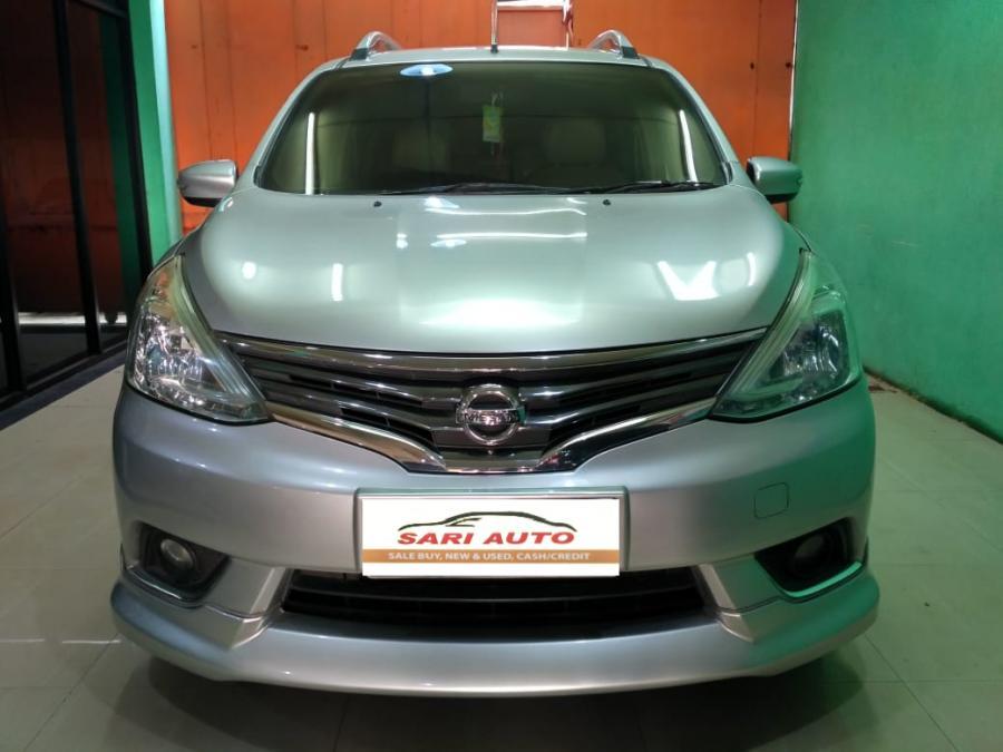 Nissan Allnew Grand Livina 1.5 HWS CVT AT 2013 ...