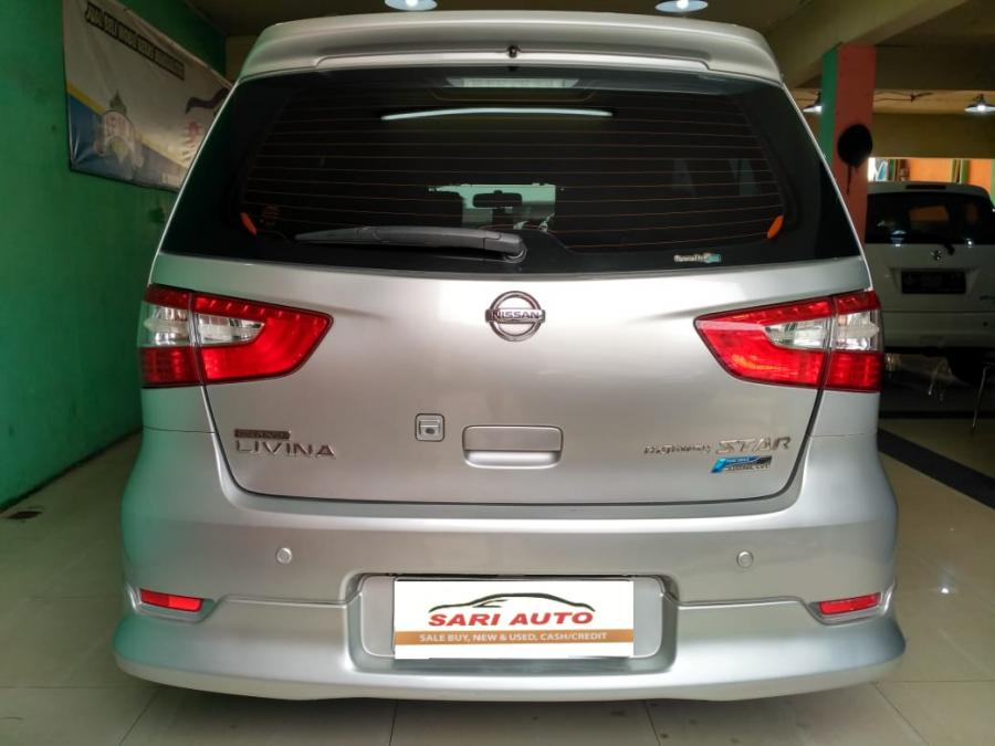Nissan Allnew Grand Livina 1.5 HWS CVT AT 2013 ...