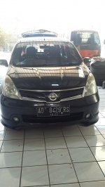 Jual Nissan Grand Livina HWS 2011