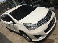 Jual Nissan Grand Livina XV a/t Putih Harga Nego