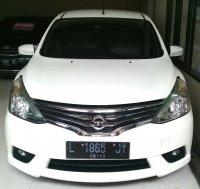 Jual Nissan: Grand Livina XV MT 2014 Putih terawat