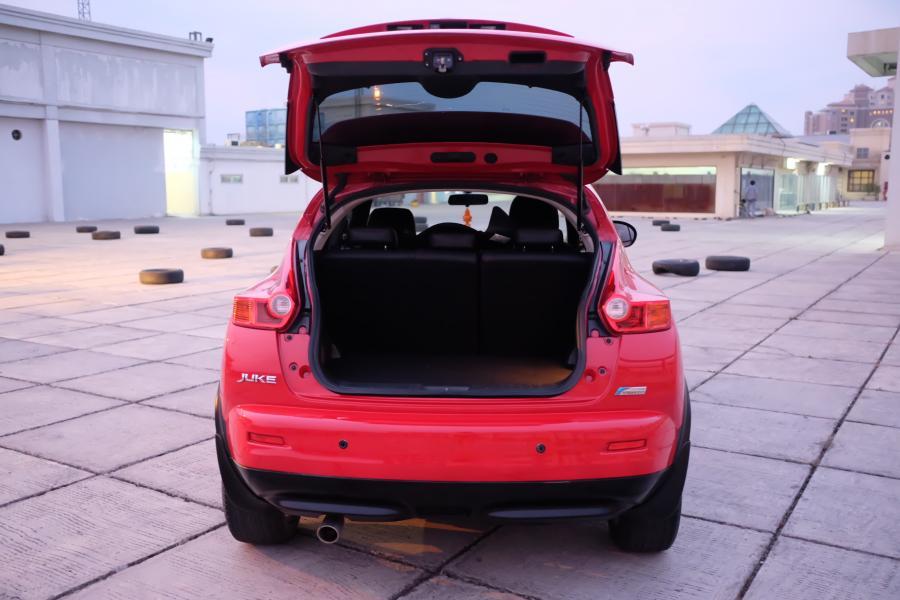 2013 Nissan Juke RX RED Edition Terawat Mulus Pribadi tdp ...