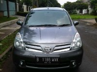 Jual Nissan Grand Livina XV 1.5cc Automatic Th.2012