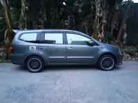 Nissan: Dijual Grand Livina Tahun 2010, Bemper sudah di upgrade