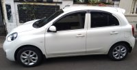 Jual Nissan March 2015 matic