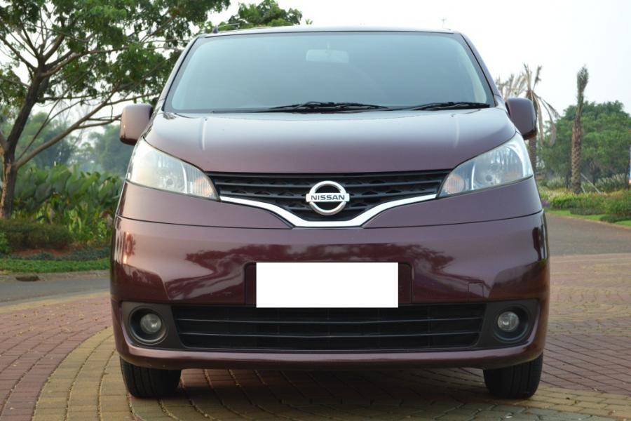 Nissan Evalia XV MT 2013 Total DP 7Jt - MobilBekas.com