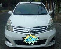 Jual Nissan Grand Livina XV 1.5 M/T 2012 - Mulus