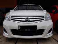 Jual Nissan Grand Livina 1.5 XV AT 2013