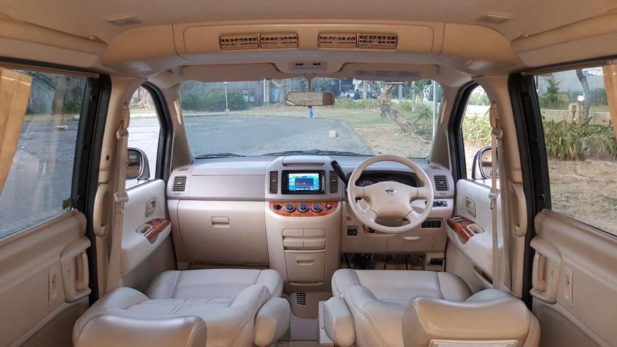 """Nissan Serena HWS 2.0 AT 2009""""DP 11jt@3610X47bln ..."""