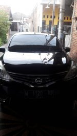 Jual Nissan: Grand Livina SV 2014 Hitam mulus