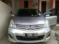 Jual BU: Mobil Nissan Livina th 2012/2013, Kondisi Sangat Istimewa, Plat B
