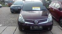 Nissan: Grand livina 1.5 XV AT 2011,Tdp 7jt Angs 3,120jt