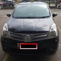 Jual Nissan Grand Livina SV 1.5 Manual