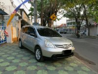 Jual Nissan Grand Livina SV Automatic 2012