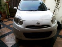 Jual Mobil Nissan March 1.2 AT 2011 White
