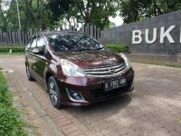Jual Nissan: Grand Livina HWS AT 2012 Mulus