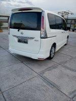 Jual Nissan Serena HWS AT 2013 Putih. - Tangan Pertama dari Baru - KM 20 Rb
