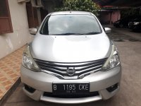 Jual Nissan Grand Livina Xv 1.5 cc Manual Th'2013