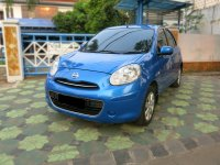 Jual Nissan March At 2012