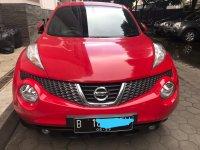 Nissan: Nisan Juke RX 2013 Red edition