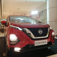 Jual New Nissan Livina VL