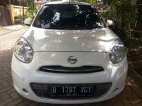 Jual 2014 Nissan March 1.2 Matic