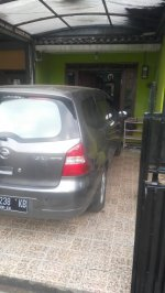 Nissan: Dijual Grand Livina 2008, abu-abu metalik