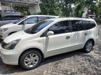 Jual Nissan: Grand Livina XV putih tangan pertama