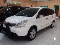Jual Nissan Grand Livina 1.5 M/T Tahun 2012
