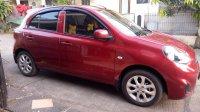 Jual Nissan March 1.2 CC AT Tahun 2015 Mulus
