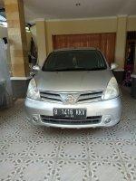 Nissan: Jual nisan grand livina XV 1.5 A/T thn.2012 silver