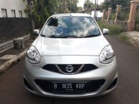 Jual Nissan March 1.2cc Autometic Th.2015