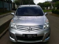 Jual Nissan Grand Livina XV 1.5cc Automatic New Spec Th.2013