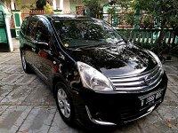 Jual Nissan Grand Livina 1.5 XV Hitam Metalik 2012/2013