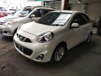Jual Nissan March 1.2 XS A/T 2014 Putih