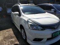 Jual Nissan: Grand Livina HWS A/T 2013 Putih