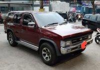 Jual Nissan: Red Terrano mantap bukan pajero