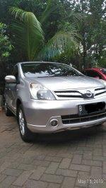 Jual Nissan grand livina 1.5 xv ultimate AT thn 2012 pajak panjang NEGO MUR