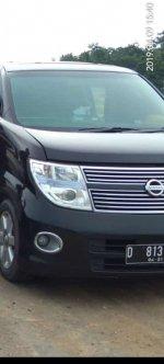 Nissan: Jual mobil elgrand HWS 2008