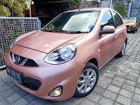 Jual All New Nissan March XS 1.2 Matik pmk 2015 asli DK DVD 3 TV