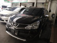Jual Nissan: Grand Livina X Gear A/T 2014 Hitam