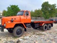 Jual Nissan Diesel LOGGING Truck TZA520 Thn.2010 Istimewa Sekali