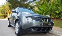 Jual NISSAN JUKE RX CVT 2012/2011 Abu Tua Service Record Nissan
