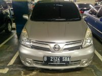 Jual Nissan: Grand Livina XV Manual 2011 full orisinal