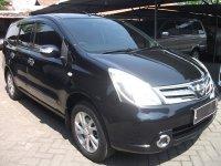 Jual Nissan: Grand Livina XV 1.5 Ultimate 2011 Hitam Istimewa Surabaya