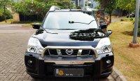Jual X-Trail: NISSAN XTRAIL XT 2.5 T31 Tahun 2009 Hitam Service Record Nissan