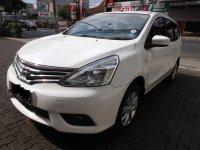 Jual Nissan Grand Livina: New Livina XV AT 2013 Km 30 Ribuan ASLI (D) 1 Tangan Service Record