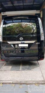 Nissan Serena 2017 HWS Hitam Mulus Sangat Terawat, Bintaro, Jaksel (2. Belakang.jpeg)