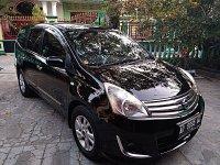 Jual Nissan Grand Livina 1.5 XV Hitam Metalik
